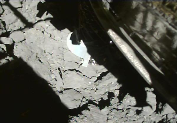 «Хаябуса-2» взял новую пробу вещества с поверхность Рюгу