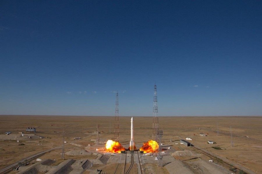 «Спектр-РГ» отправился в космос