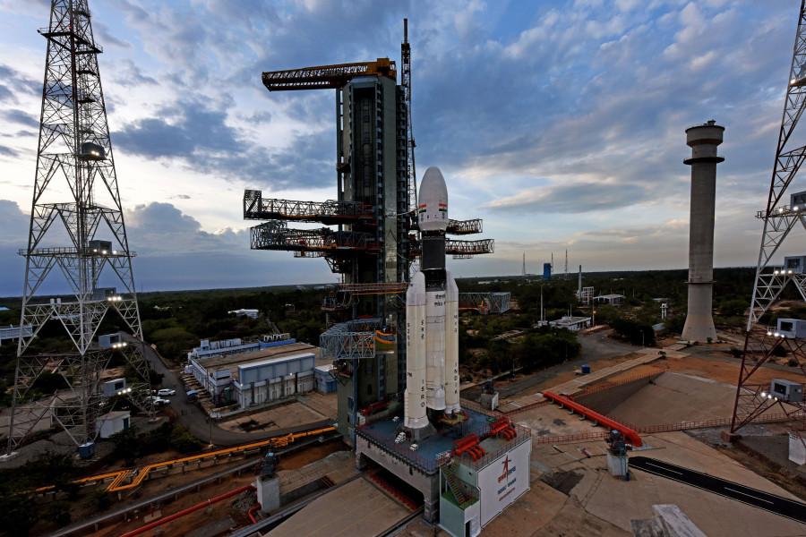 Запуск «Чандраян-2» назначен на 22 июля