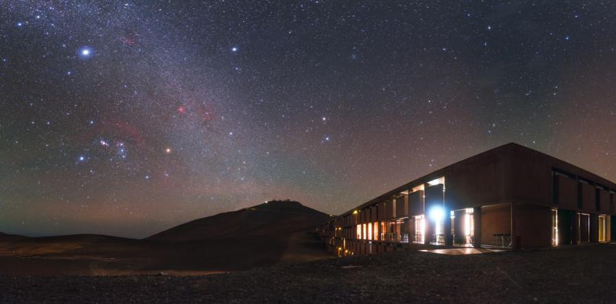 Гостиница на краю Вселенной
