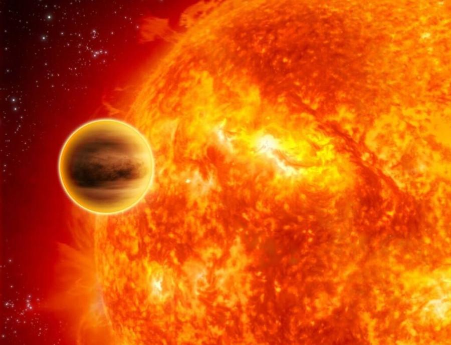 Найдена экзопланета с периодом обращения 18 часов