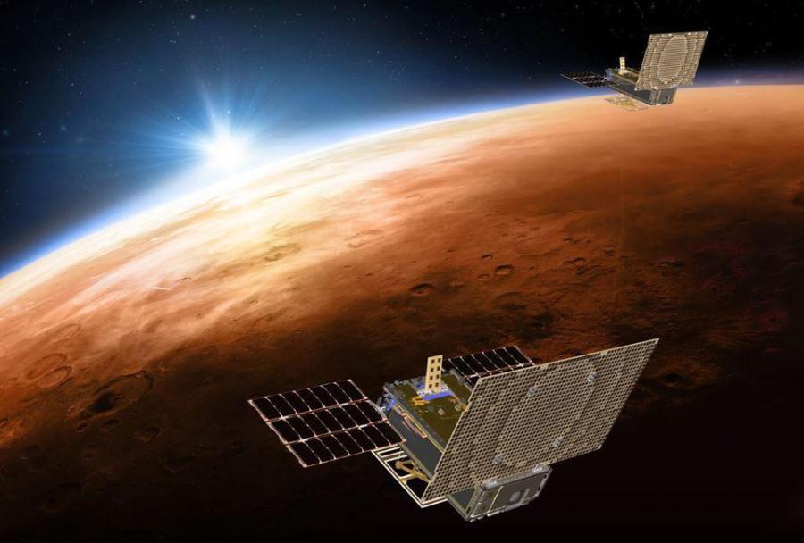 Virgin Orbit хочет запустить кубсаты к Марсу