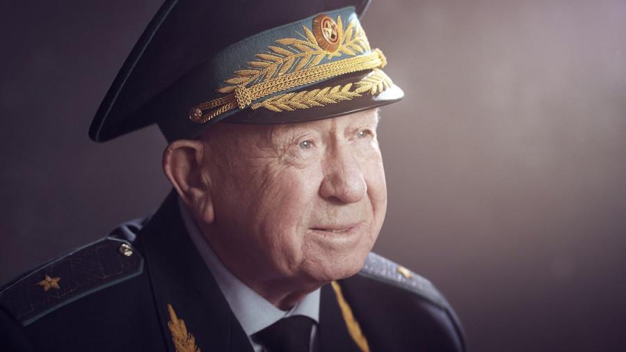 Не стало Алексея Леонова