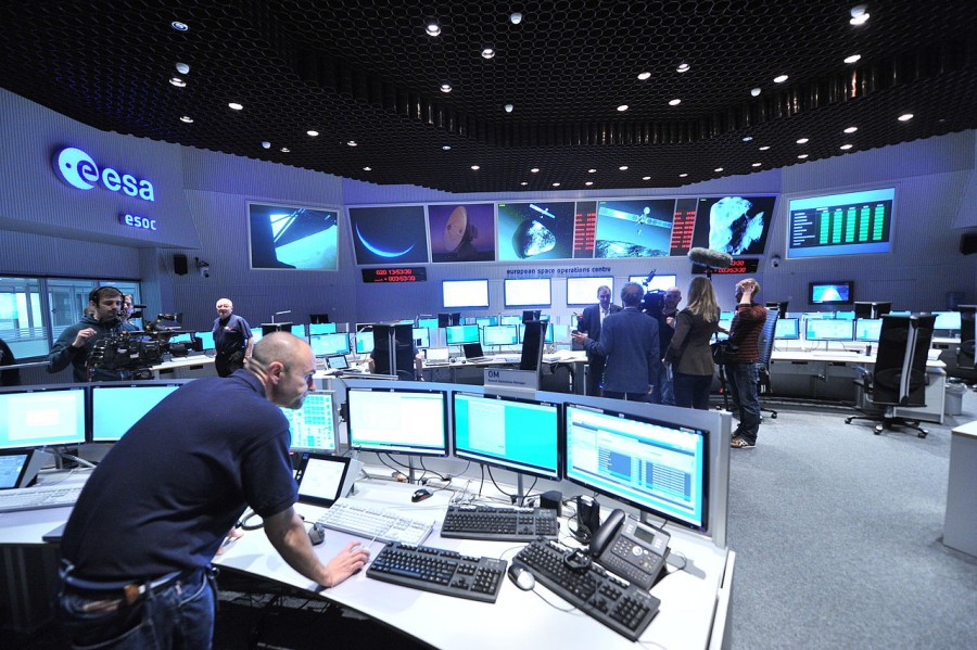 ESA запросит трехлетний бюджет в размере 12,5 млрд евро