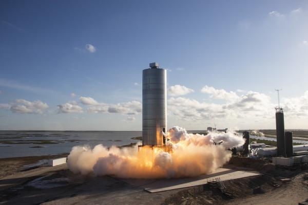 Новый прототип Starship совершил успешный полет