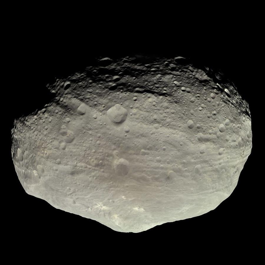 На поверхности Бенну найдены метеориты с Весты