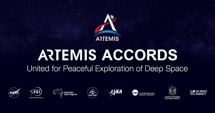 Восемь стран подписали «Соглашения Артемиды»
