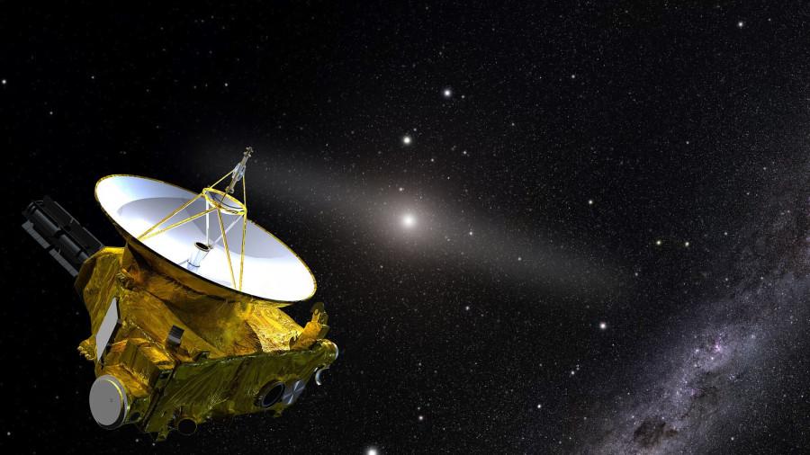 «Новые горизонты» обнаружили что Вселенная ярче, чем ожидалось