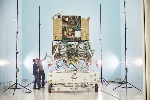 Запуск «Луны-25» могут перенести на 2022 год