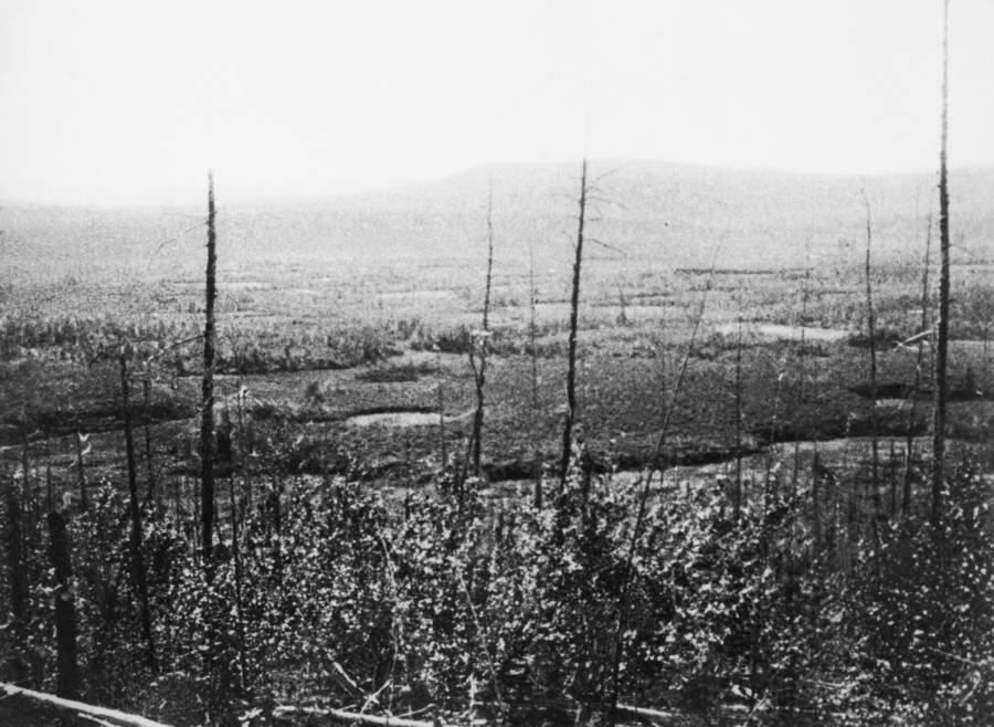 Тунгусский метеорит: шесть интересных фактов, которые вы могли не знать