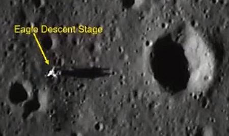 «Чандраян-2» сфотографировал место посадки «Аполлона-11»