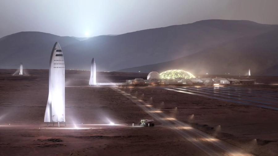 SpaceX построит ракетный цех в порту Лос-Анджелеса
