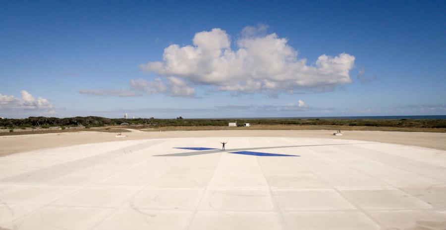 Прямая трансляция запуска Falcon 9 (миссия Zuma)