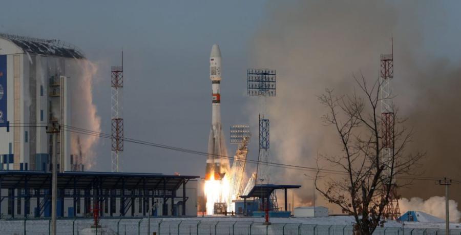 Запуск «Союз-2.1б» завершился неудачей