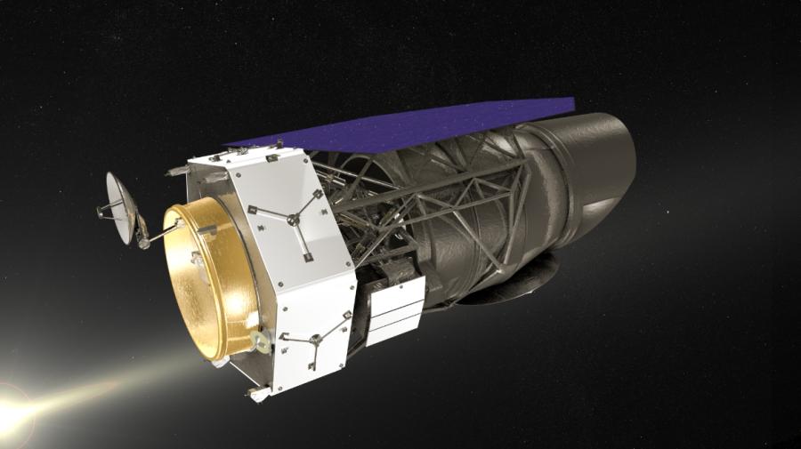 Телескоп WFIRST получит половину запрошенного финансирования