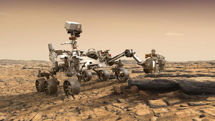 Лаборатория реактивного движения приступила к строительству нового марсохода