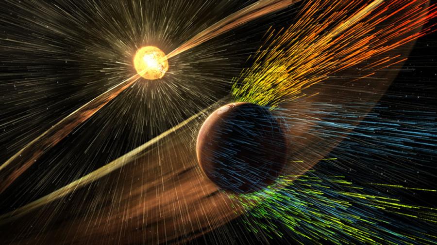 Миссия MAVEN помогла оценить обитаемость экзпопланет