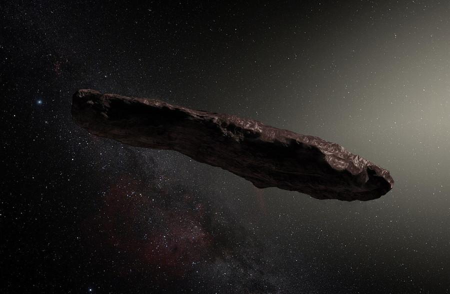 Астероид 2015 BZ509 назвали межзвездным объектом