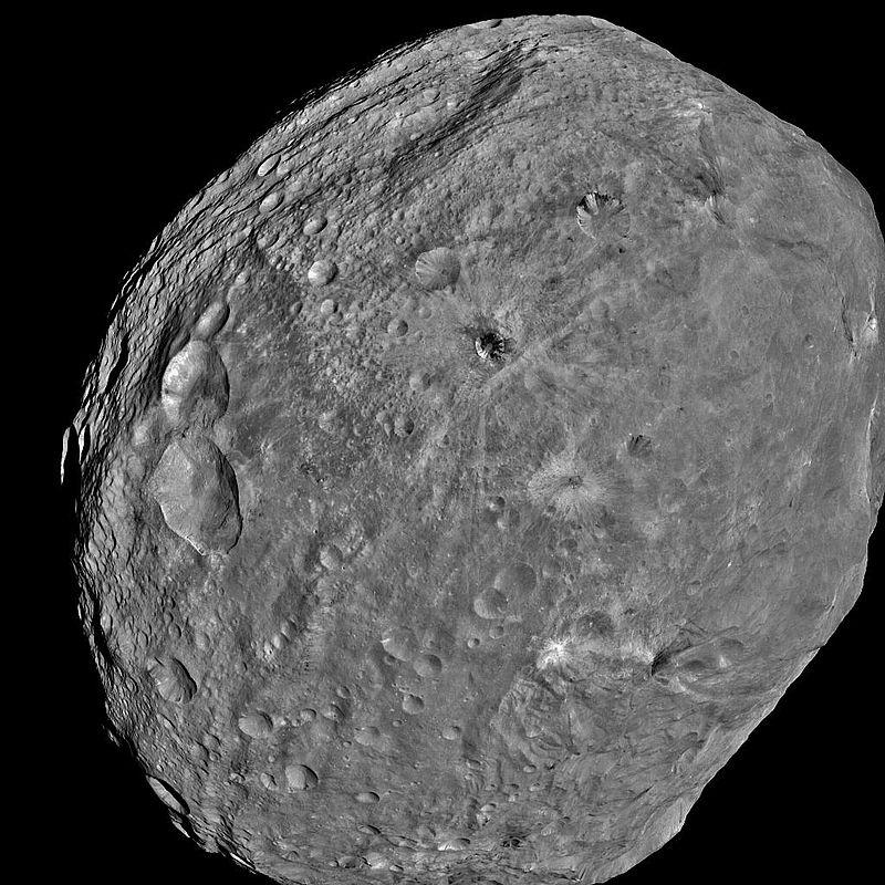«Снеговик» в поясе астероидов