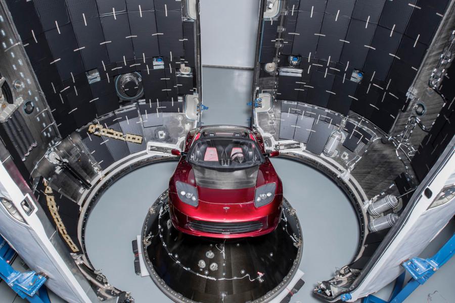 Запуск Falcon Heavy назначен на 6 февраля запуск, будет, Heavy, Falcon, орбиту, вывести, ракета, увидеть, успехом, нагрузки, Tesla, полезной, компании, долларов, пляжный, выпить, взорвется, высока, весьма, неудачи