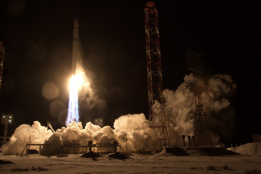 Потеряна связь со спутником Angosat-1