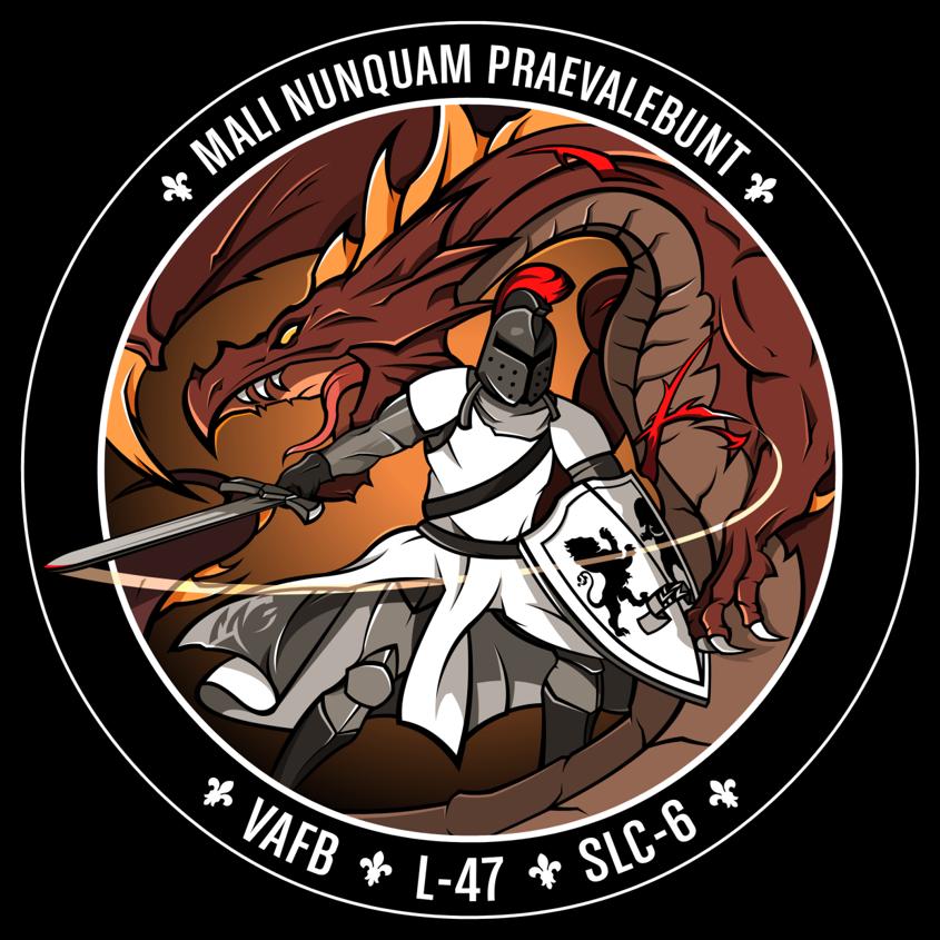 Эмблема миссии NROL-47