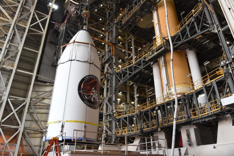 Эмблема миссии NROL-47 NROL47, Delta, разведки, старой, вывести, головной, обтекатель, Предполагается, последний, запуск, модификации, конкуренции, SpaceX, планирует, ближайшие, постепенно, Atlas, эксплуатации, ускорителя, заменив