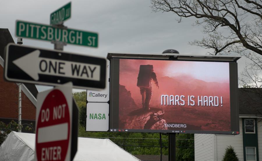 2017 год в снимках NASA
