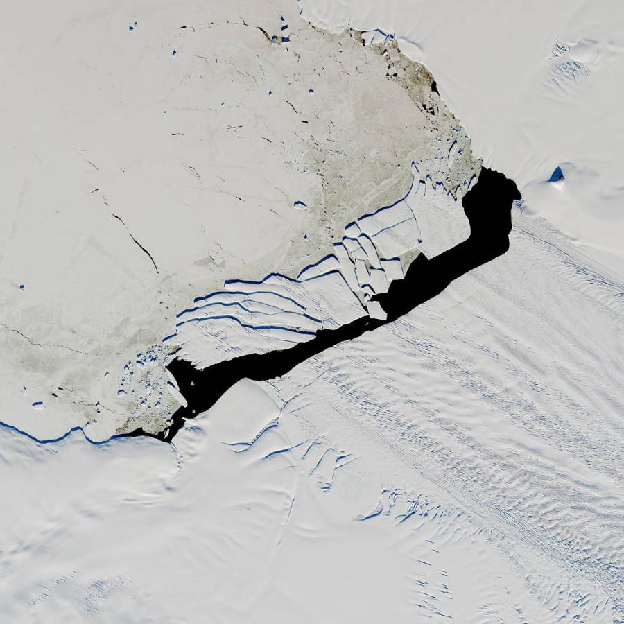 Снег, лед и вода