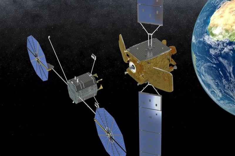 Orbital ATK разрабатывает новый аппарат для продления жизни спутникам