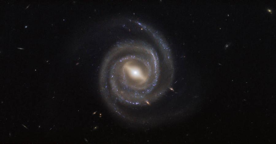 Звездная спираль