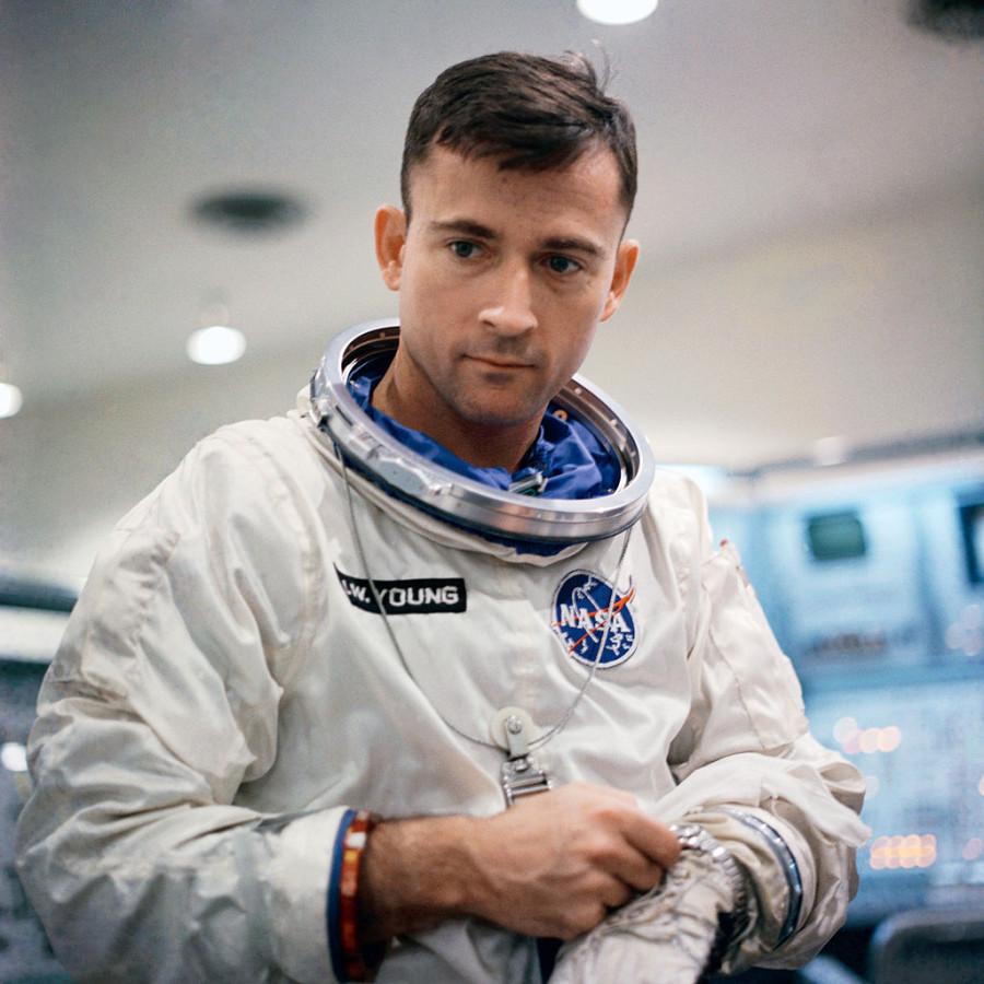 Умер Джон Янг: человек, летавший на четырех типах космических кораблей