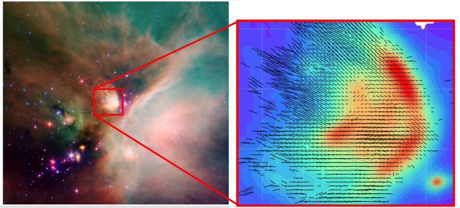 Объекты дальнего космоса глазами летающей обсерватории SOFIA SOFIA, изображении, магнитного, частиц, Astronomy, сделана, слева, Фотография, новых, несколько, демонстрирует, формируется, Spitzer, телескопом, систем, звездных, Летающая, которого, центре, Змееносца