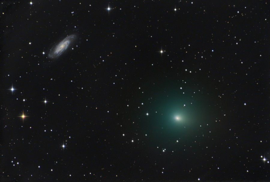 The SWIFT Observatory observed a record change in the rotation period of the comet. The rotation, period, comets, activity, showed, is about, past, earlier, is,