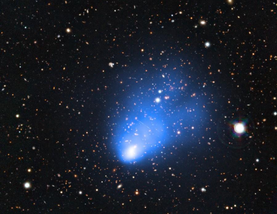 Столкновение вселенских масштабов Gordo, Вселенной, самым, материю, «Хаббл», назад, является, темная, Скопления, играют, процессе, Основную, миллиарды, уходят, формирование, объектами, крупнейшими, являются, галактик, цифрой