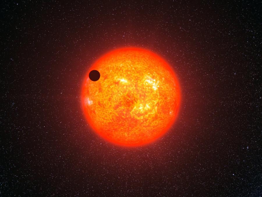 Новый охотник за экзопланетами ExTrA выполнил первые наблюдения