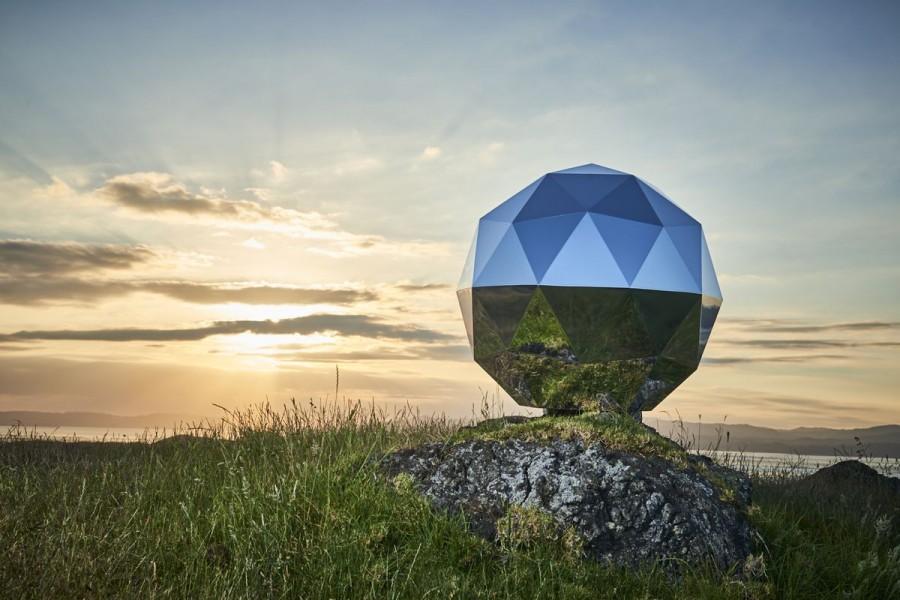 Rocket Lab запустил в космос «диско-шар»