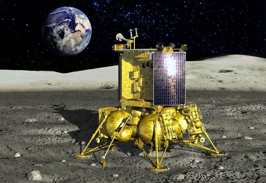 Станция «Луна-25» может быть запущена не раньше 2021 года