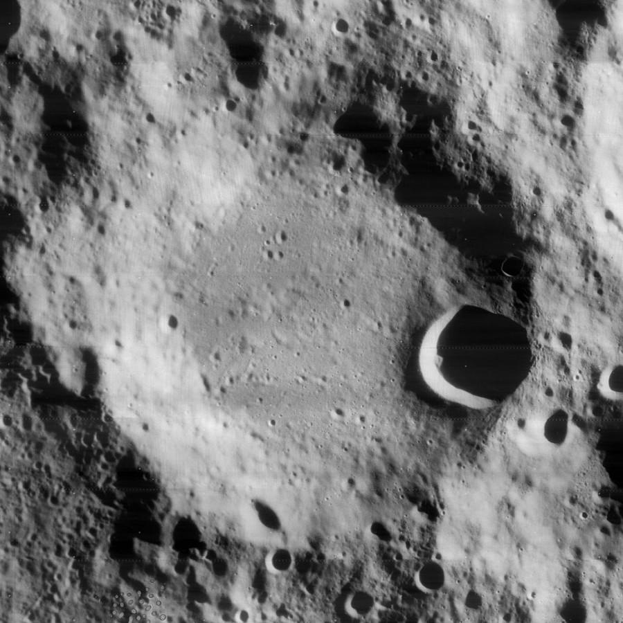 кратер Богуславский