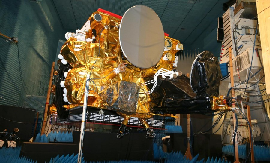 Ракета Ariane 5 вывела спутники несмотря на потерю связи