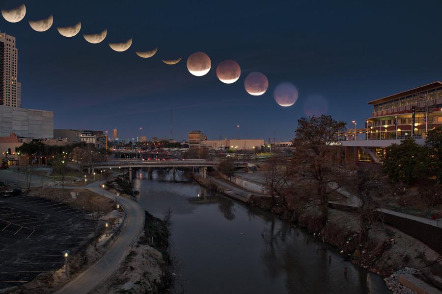 уже остыл, лучшие фото недели рамблер пейзаж луна минуту