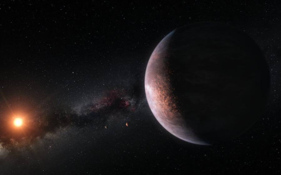 Ученые предприняли первую попытку установить состав миров TRAPPIST-1