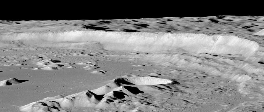 Экваториальная выпуклость Луны позволила заглянуть в прошлое Земли