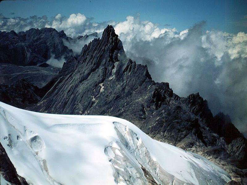 Исчезающие тропические ледники