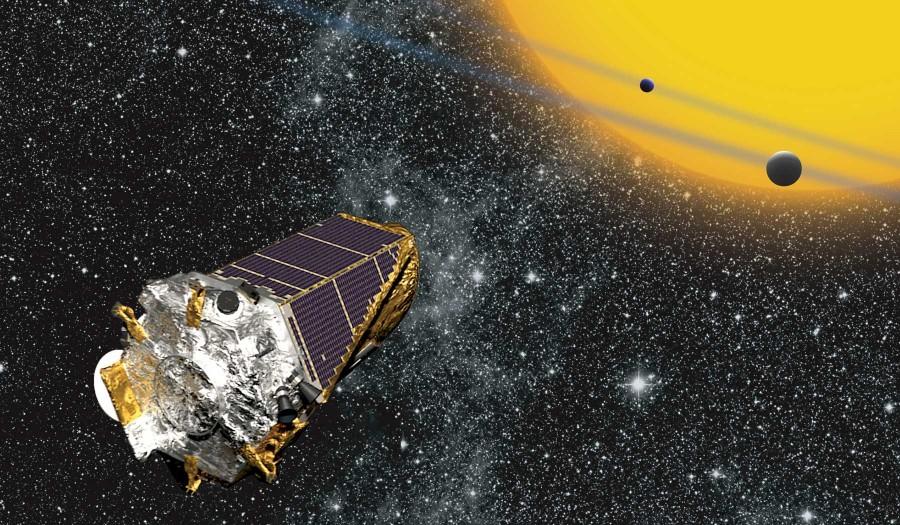 Телескоп «Кеплер» сфотографировал Землю