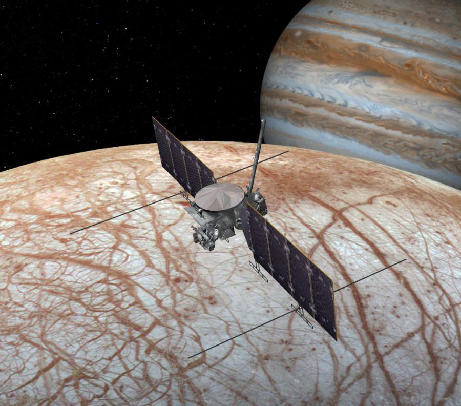 Проект бюджета NASA порождает новые дебаты о миссии Europa Clipper
