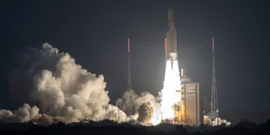Названы причины инцидента с ракетой Ariane 5