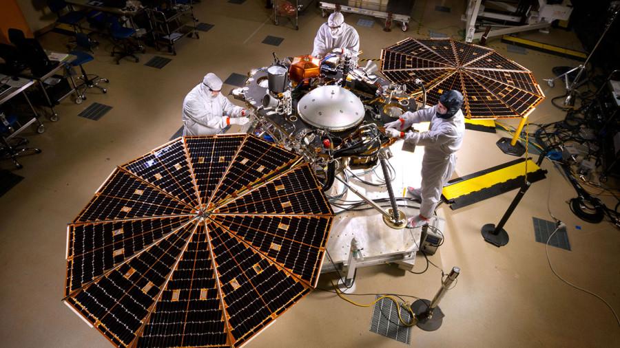 NASA готовится отправить к Марсу первые межпланетные кубсаты