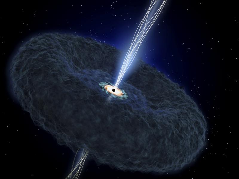 Астрономы увидели пробуждение нейтронной звезды