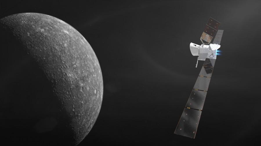 Запуск BepiColombo назначили на 19 октября